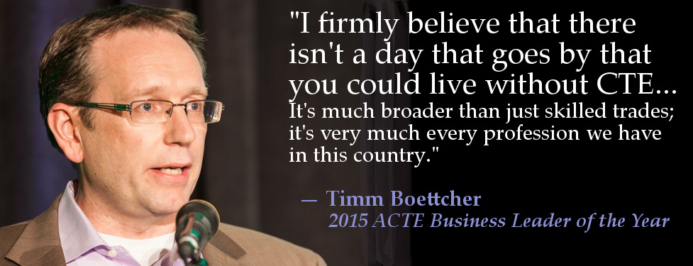 Timm Boettcher quote